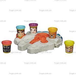 Игровой набор Play-Doh «Тысячелетний Сокол», B0002, фото