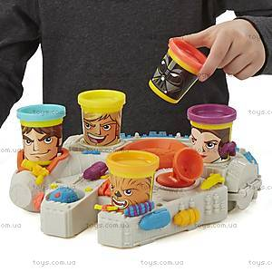 Игровой набор Play-Doh «Тысячелетний Сокол», B0002, детские игрушки