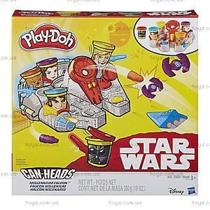 Игровой набор Play-Doh «Тысячелетний Сокол», B0002
