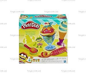Игровой набор Play-Doh «Инструменты мороженщика», B1857, фото