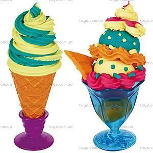 Игровой набор Play-Doh «Инструменты мороженщика», B1857, отзывы