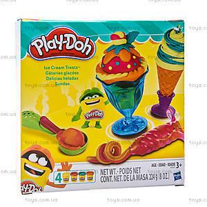 Игровой набор Play-Doh «Инструменты мороженщика», B1857