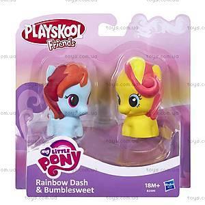 Подруги пони-малышки Playskool, B1910, купить