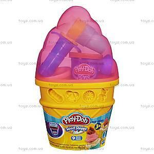 Плей До Игровой набор «Контейнер с мороженым», A2743