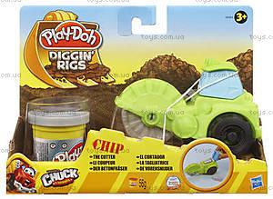 Плей До Игровой набор «Машинки для строительства дорог», 49492, купить