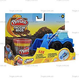 Плей До Игровой набор «Машинки для строительства дорог», 49492