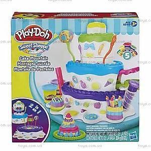 Плей До Игровой набор «Праздничный торт», А7401
