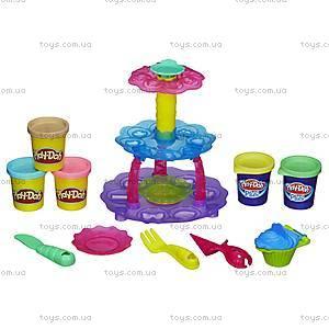 Игровой набор «Башня из кексов», Плей До, A5144, купить