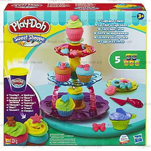 Игровой набор «Башня из кексов», Плей До, A5144
