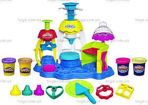Игровой набор «Фабрика пирожных», Плей До, A0318, купить