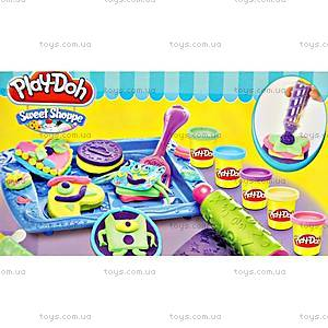 Плей До Игровой набор «Магазинчик печенья», B0307