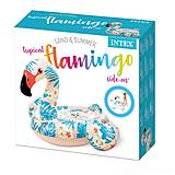 Детский надувной плотик для катания 57559 «Фламинго» , 57559, игрушки