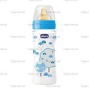 Пластиковая бутылочка для каши Well-Being, 330 мл, 70734.20.04