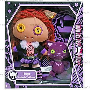 Плюшевая кукла Monster High, V1119, фото