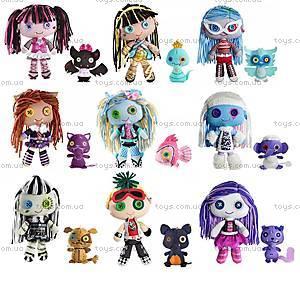 Плюшевая кукла Monster High, V1119, игрушки