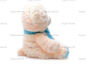 Плюшевая игрушка «Медведь с шарфом», S38-1488/33, купить