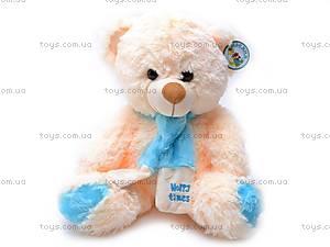 Плюшевая игрушка «Медведь с шарфом», S38-1488/33