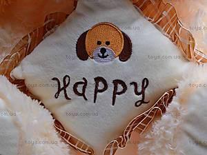Плюшевая игрушка с подушкой, S-SK-9203/45, фото