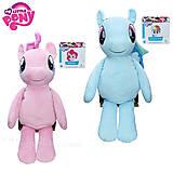 Плюшевая пони для обнимашек, 2 цвета, B9822, купить