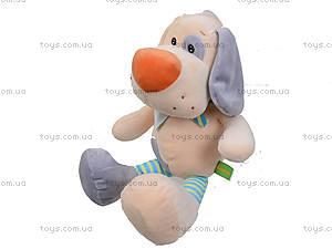 Плюшевая собака «Боцман», К413А, купить