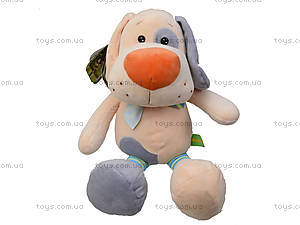 Плюшевая собака «Боцман», К413А, фото