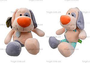 Плюшевая собака «Боцман», К413А