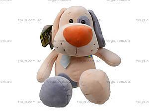 Плюшевая собака «Боцман», К413А, отзывы