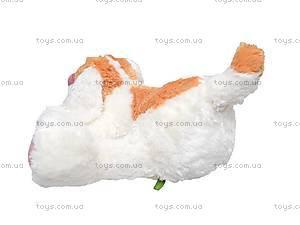 Плюшевая собака «Персик», К225М, купить