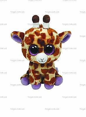 Плюшевая игрушка «Жираф Safari» серии Beanie Boo's, 36905, купить