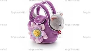 Плюшевая игрушка «Котенок в сумке», 29729