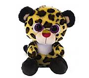 Плюшевая игрушка «Леопард», К437С, фото