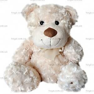 Плюшевая игрушка «Медведь с бантом», 3301GMC