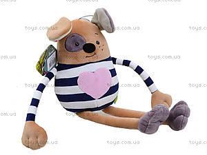 Плюшевая игрушка «Пёсик Куся», К398Т, купить