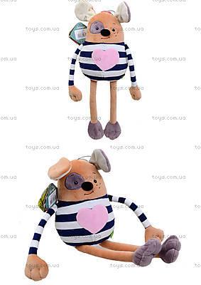 Плюшевая игрушка «Пёсик Куся», К398Т