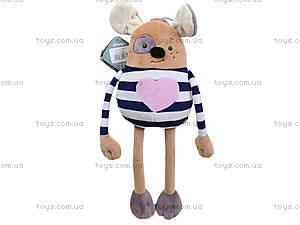 Плюшевая игрушка «Пёсик Куся», К398Т, отзывы