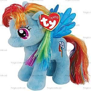 Плюшевая игрушка «Рейнбоу Дэш» из серии My Little Pony, 41005