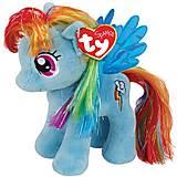 Плюшевая игрушка «Рейнбоу Дэш» из серии My Little Pony, 41005, набор
