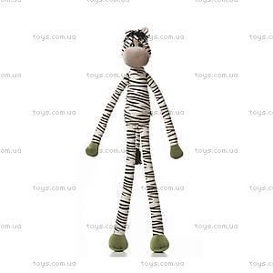 Плюшевая зебра «Сафари», К425В, отзывы
