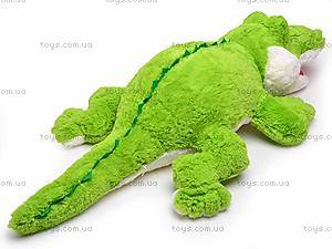 Плюшевый детский крокодил, F-F2388F, игрушки