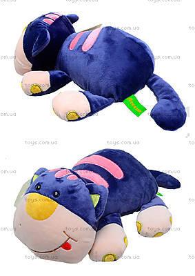Плюшевый кот «Мажор» лежачий, К365Т