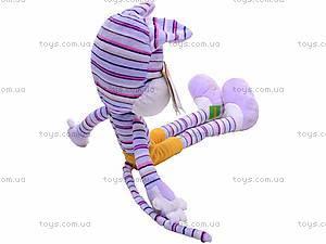 Плюшевый котик «Кирюша», К230М, фото