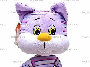 Плюшевый котик «Кирюша», К230М, игрушки
