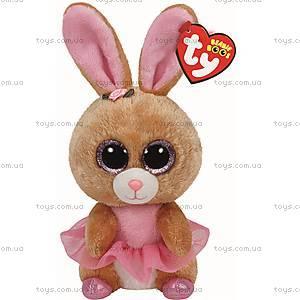 Плюшевый кролик Twinkle toes серии Beanie Boo's, 37047