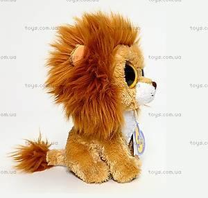 Плюшевый лев King серии Beanie Boo's, 36034, купить