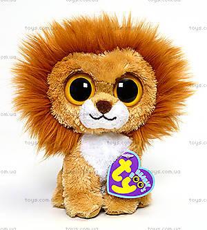 Плюшевый лев King серии Beanie Boo's, 36034