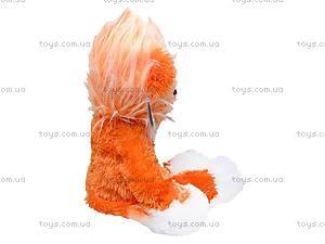 Плюшевый львенок, 14.02.01, фото