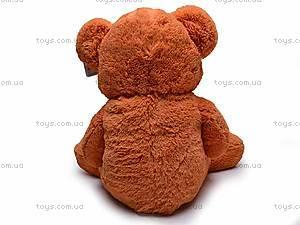 Плюшевый медведь, музыкальный , 4109, игрушки
