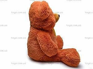 Плюшевый медведь, музыкальный , 4109, детские игрушки
