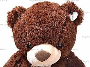Плюшевый медведь, с бантиком, Q-112-090, цена