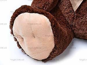 Плюшевый медведь, с бантиком, Q-112-090, детские игрушки